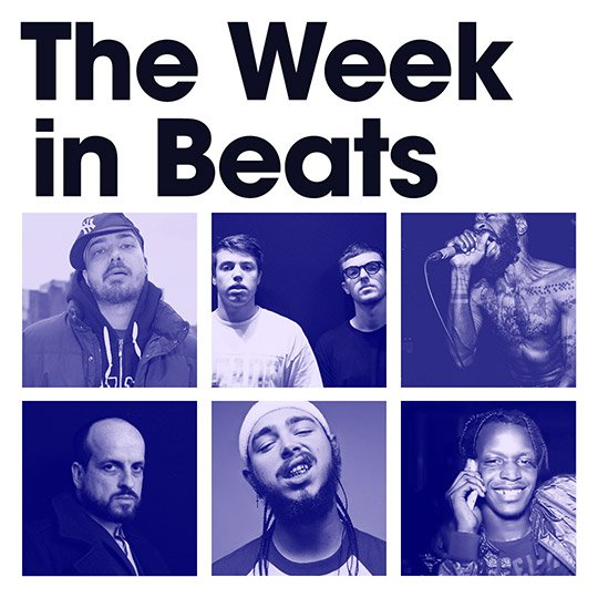 The Week In Beats: Death Grips, Chaos in the CBD, Post Malone and more
