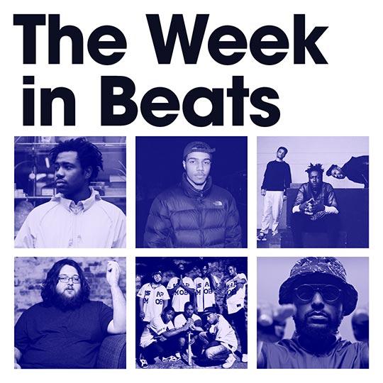 The Week In Beats: Jonwayne, AJ Tracey, Sampha and more