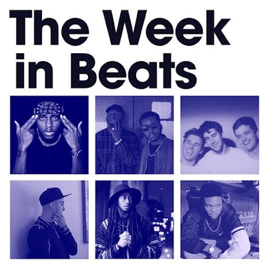 The Week In Beats: Clams Casino, Topaz Jones, 808INK and more