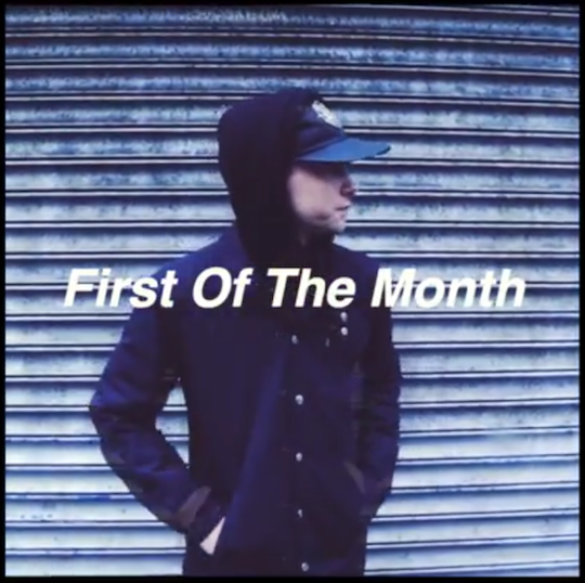 Premiere: Felix De Luca – First Of The Month