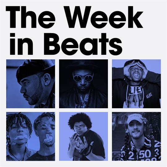 The Week In Beats: A$AP Twelvyy, Seven Davis Jr., Rae Sremmurd and more