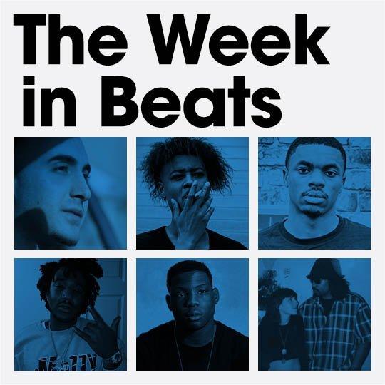 The Week In Beats: Dam-Funk, Cid Rim, Danny Brown and more