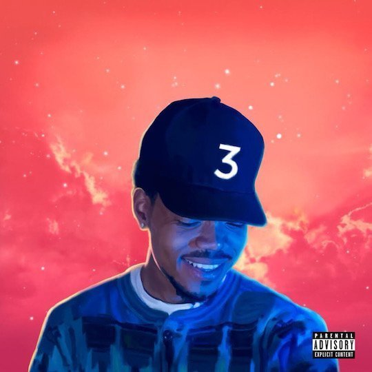 Review: Chance The Rapper – Colouring Book