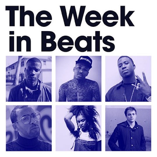 The Week In Beats: Nao, Pearson Sound, Lance Skiiiwalker and more