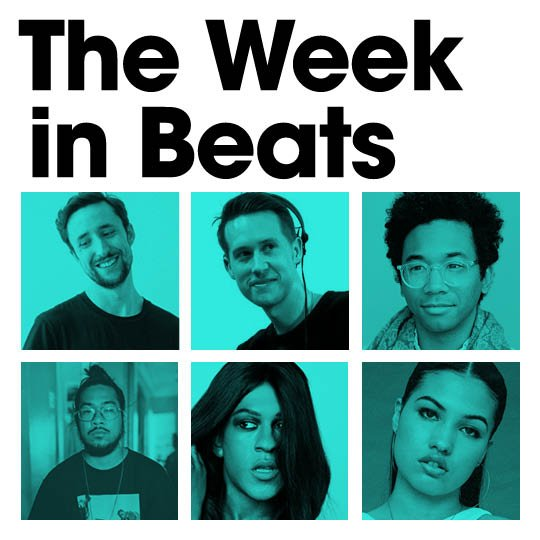 The Week in Beats: Mabel, Mykki Blanco, Mndsgn and more