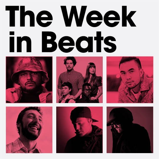 The Week in Beats: The Bug, GUTS, DJ Shadow and more