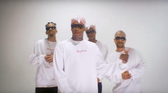 Watch YG's video for Still Brazy
