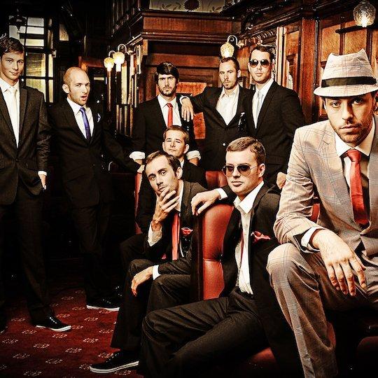 10 Years of Gentleman's Dub Club with Matt Roberts