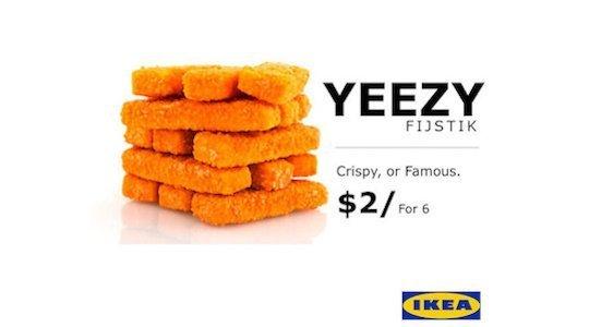 Kanye West expresses interest in Ikea collaboration; Internet trolls him