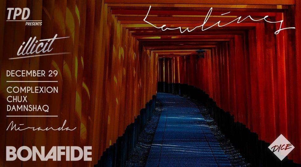 ILLICIT LOWLINES BONAFIDE EDITION